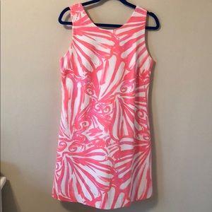 Lilly Pulitzer Callie Shift dress size medium